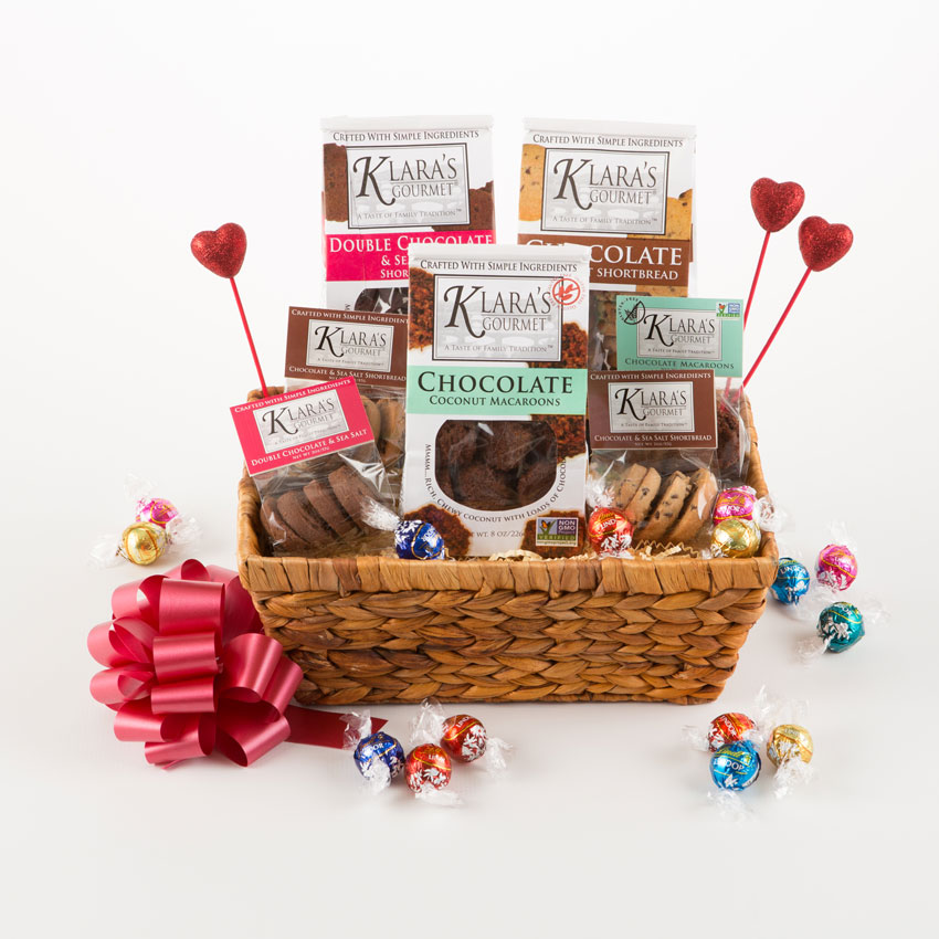 Green river gluten free basket klarasgourmet klaras chocolate lovers assortment negle Image collections